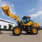 Lader 936 van het Wiel van de Tractor van de Verschuiving van de Macht van de Machines van de bouw 3ton voor Verkoop