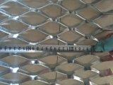 Расширенный Tec-Sieve металлической сетки в оцинкованных готово