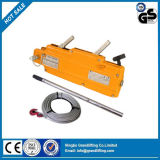 Treuette à câble / treuil à câble / Treuil à chaîne à fil / palan à traction