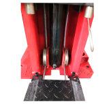 ручные подъемы используемого автомобиля столба отпуска 2 замка 5000kgs для сбывания