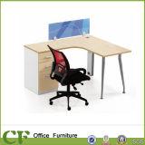 Direttore materiale Office Table di L-Figura della melammina dei CF 25mm