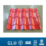 Strato d'acciaio del tetto dello zinco ondulato galvanizzato 28 calibri per il prezzo del tetto