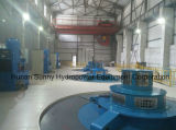 À la verticale Kaplan Hydro (l'eau) Turbine-Generator 3-12 mètre tête / Hydroturbine