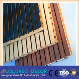 MDF Wall Board Perforated Acoustic Sound - 흡수 Panel
