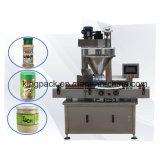 Máquina de rellenar automática del polvo del antibiótico de la venta caliente y de la botella de las vitaminas