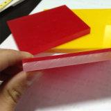 Gekleurde van het Plexiglas Pmma- Bladen voor Licht Vakje