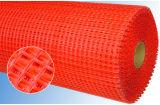 Mesh en fibre de verre résistant aux alcalis pour Eifs 10X10mm, 110G / M2