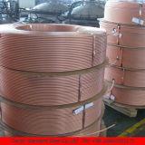 Tubo di rame della bobina del pancake dell'imballaggio della scatola di alta qualità per CA
