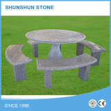 Divers jardin Stone Tables and Chairs Granite