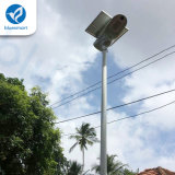 LED de la rue du capteur de mouvement de lumière solaire avec télécommande