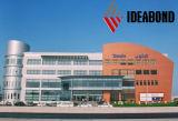El panel compuesto de aluminio de Ideabond 1220*2440m m PVDF para el uso exterior (AF-403)