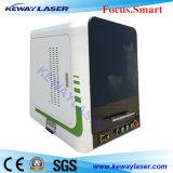 Загерметизированная машина маркировки лазера волокна для сбывания