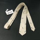 Cravate étroite 6cm coton pour hommes et femmes BZ0001