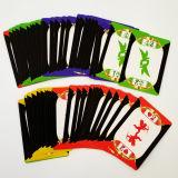 Produtos OEM personalizados de fábrica 4c Imprint Offset Cartas de jogar poker de papel