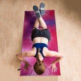 Arbeitsweg Sports schwimmendes Yoga-Matten-Tuch der Washrag Bad-Gymnastik-80cm*160cm