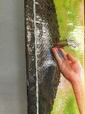 Sac coloré de l'impression pp pour l'engrais/farine/alimentation de empaquetage ciment/sable