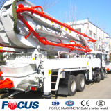 52m caminhão bomba de concreto com HOWO ou Chassi Isuzu