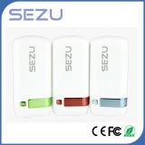 Haute capacité avec 3 sortie USB chargeur portatif