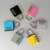 小型亜鉛合金の組合せのパッドロック3のデジタルパスワードパッドロック