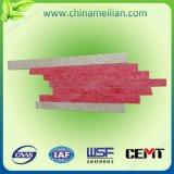 Hoja del material de la fibra de vidrio del aislante termal