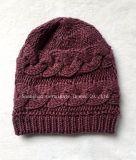 ケーブル(JTB202)が付いている方法帽子の編む帽子