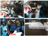Éclailles de bicarbonate de soude caustique des prix 99% de la Chine Compeittive d'exportation