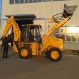 China-mini preiswerte Baggertraktor-Löffelbagger-Ladevorrichtung für Verkauf Philippinen