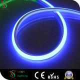 새로운 디자인 상단 굴곡 RGB LED 네온 코드 사각 빛
