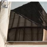 Plaque de couleur de feuille d'acier inoxydable de la bonne qualité 201 avec le PVC