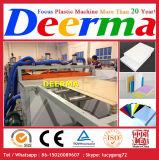 Macchina di fabbricazione di piatto della costruzione della scheda della gomma piuma della crosta del PVC
