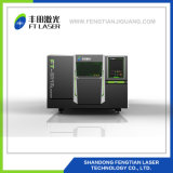 С ЧПУ 1500 Вт полной защиты металлические волокна лазерной гравировки системы 3015