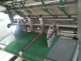 Máquina que lamina de papel de cartón corrugado de la flauta automática