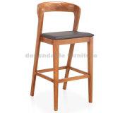 Nordic Design en bois Vintage Retro Tabouret de bar Chaise haute