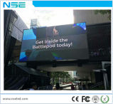 HD P10 풀 컬러 옥외 광고 발광 다이오드 표시 스크린