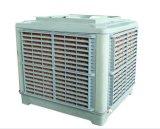 최신 판매 산업 상자 모양 물 증발 공기 냉각기
