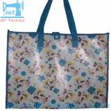 Impressão de tela Cor Personalizada Non-Woven promocionais sacos de compras