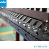 Línea de producción de plástico de madera WPC perfil