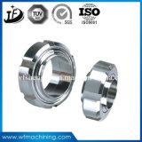 OEM и подгонянные части нержавеющей стали/алюминиевых обрабатывать металла Lathe CNC