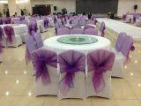 연회 대중음식점 가구 의자를 겹쳐 쌓이는 금속 결혼식