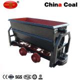 Venda quente! Minério que despeja o vagão da mineração do carro de mineração