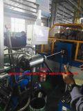 Nuovo espulsore di gomma avanzato di tecnologia EPDM/SBR/Nr/Silicone con la Manica continua di vulcanizzazione di microonda (CE/ISO9001)