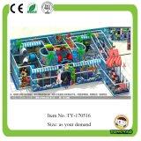 판매 (TY-150906)를 위한 고품질 정글 작풍 실내 연약한 운동장