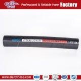 Оптовый гибкий шланг резины R1 SAE 100 шланга гидровлического масла 5/8 дюймов