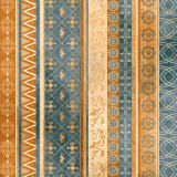 寄木細工の床フロアーリングの無作法な艶をかけられた床の壁の磁器のタイル(GD605)