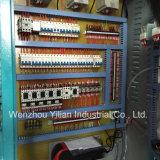 Tipo macchina del trasportatore dell'unità di elaborazione di pressione bassa con il servomotore