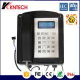 Telefone à prova de intempéries Knex1 Kntech do telefone à prova de explosões