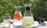 Commercio all'ingrosso di vetro del POT dell'acqua fredda del tè di vetro