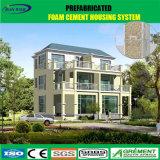 조립식 별장 호화스러운 조립식 가벼운 강철 별장 /Prefabricated 집 /Prefab 주택 건설