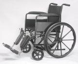 Manuel en acier, économie, fauteuil roulant, pliage, (YJ-K102-1)