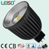 Reflektierendes Punkt-Licht MR16 der Birnen-6W LED
